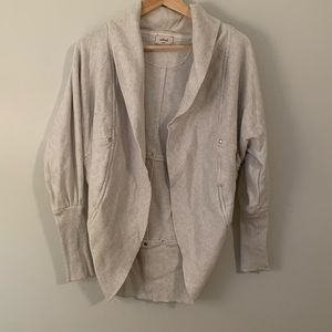 Wilfred 'Diderot' Cocoon Cardigan